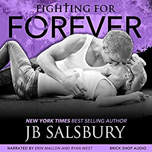 Fighting for Forever Audiobook