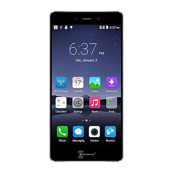 KEN XIN DA R6 4G Android 6 0 Mobile Phone with Octa-Core 1 3