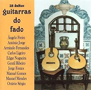 25 EXITOS-GUITARRAS DO FADO: ANGELO FREIRE, António Jorge: Amazon.es: Música