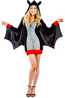 Moonlight Bat Girl Dress Up Outfit Adult Costume