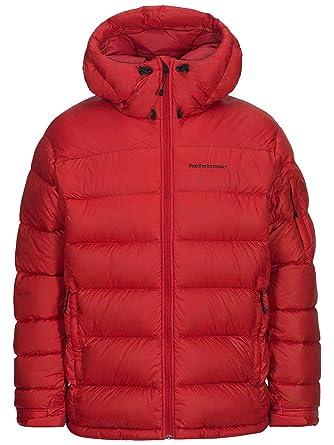 Jacke Peak Herren Down Frost Performance Jacket qpVMLSzGU