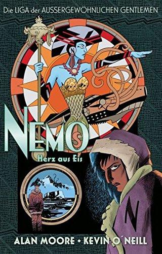 Die Liga der außergewöhnlichen Gentlemen: Nemo: Herz aus Eis