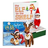 Bundle Features: • The Elf on the Shelf: Girl Scout Elf (Blue Eyed) • The Elf on a Shelf - Elf Pets: Reindeer • The Elf on the Shelf: Elf Pets Storybook The Elf on the Shelf®: A Christmas Tradition includes a special scout elf sent from the N...