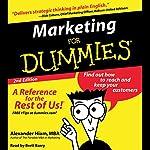Marketing for Dummies, Second Edition   Alexander Hiam