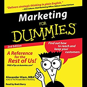 Marketing for Dummies, Second Edition Audiobook