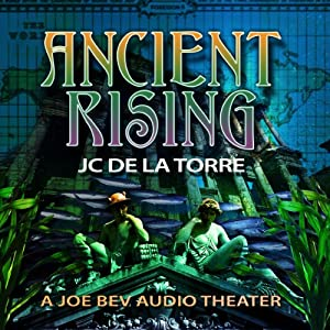 Ancient Rising Audiobook