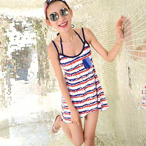 YUPE Hot spring Badeanzug Badeanzug weiblich 3-teilige flachen Winkel bikini Thin hot spring Badeanzug
