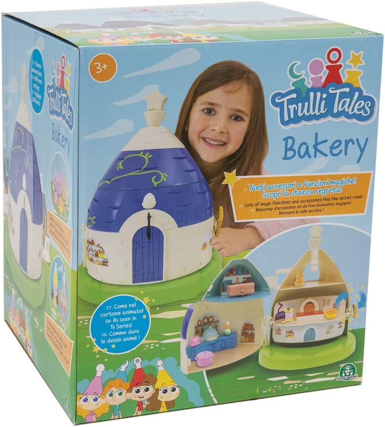 Trulli Tales TRU08100 Bakery Spielset