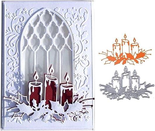 Metal DIY Cutting Dies Scrapbooking Stencils Paper Card Craft Embossing Album