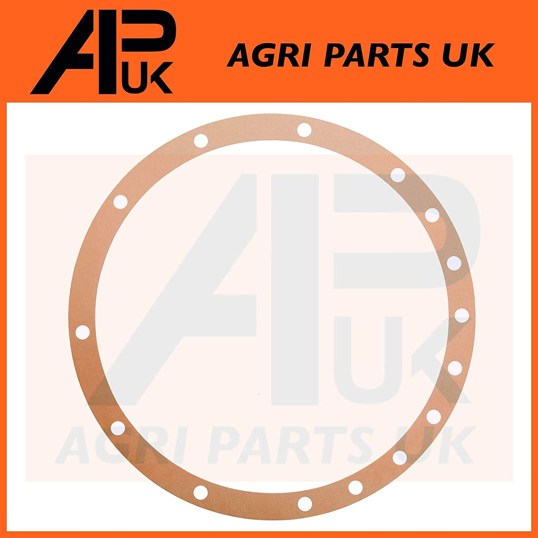 APUK Trumpet Housing Gasket compatible with Massey Ferguson TE20 35 35X 135 165 188 240 550 Tractor