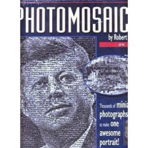 Robert Silvers 1000 Piece Photomosaics Jigsaw Puzzle Jfk By Buffalo Games Inc