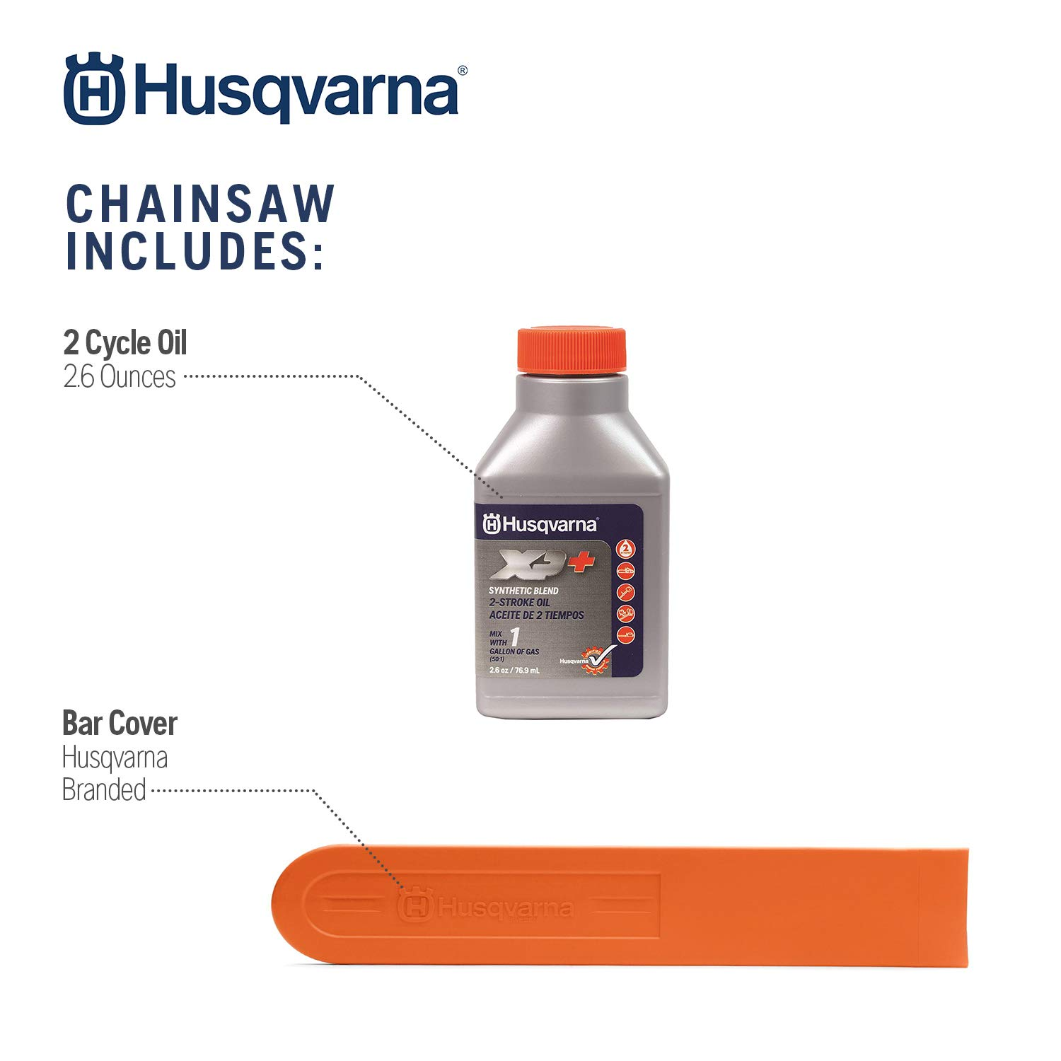 Husqvarna 460 Rancher Chainsaws product image 11