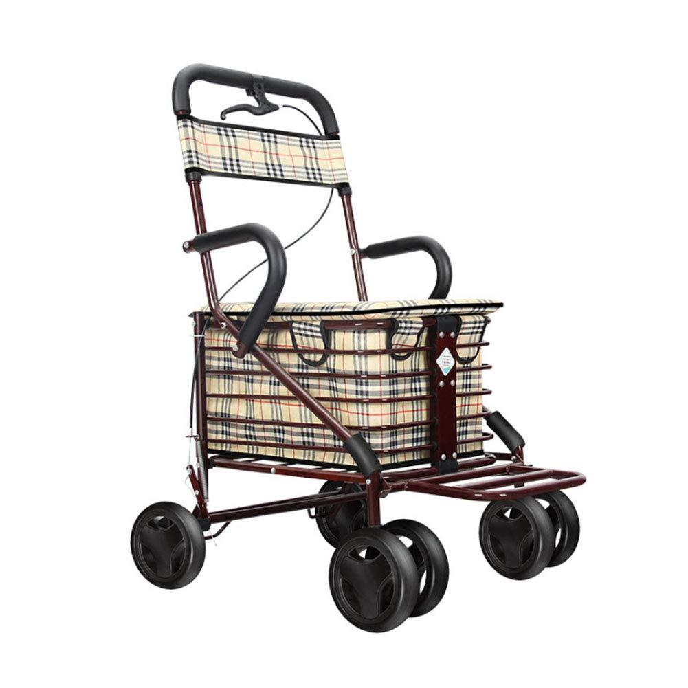 SXRL Andador de Aluminio con para Ancianos, Ajustable ...