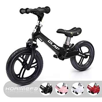 KORIMEFA Bicicleta de Equilibrio sin Pedales para Niños de ...