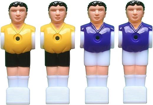 YeahiBaby Jugador de Futbolín de Plástico para 1.4M Futbolín de ...