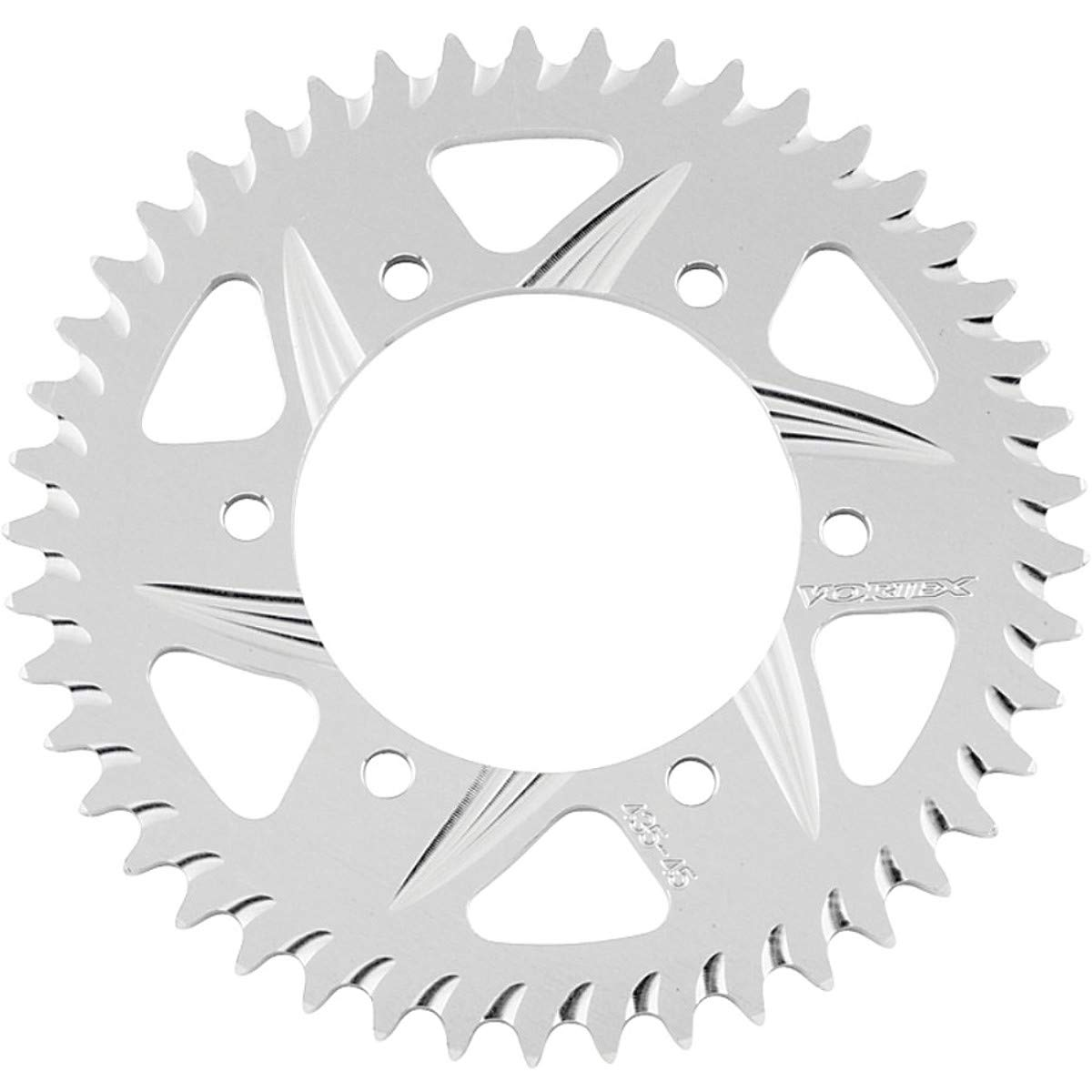 Vortex 840A-48 Silver 48-Tooth Rear Sprocket
