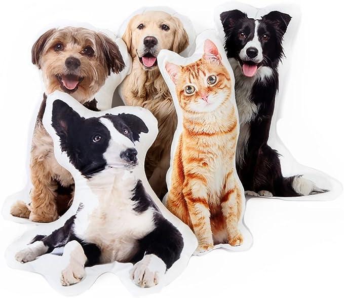 custom dog pillow personalized dog pillow pet gift