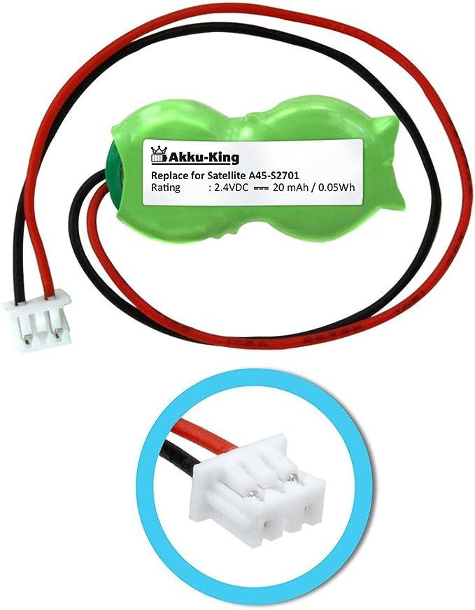 Backup Cmos Battery For Toshiba Satellite A10 131 Elektronik