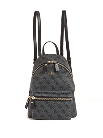 bfb39e4b77 GUESS Leeza Small Backpack  Amazon.co.uk  Clothing