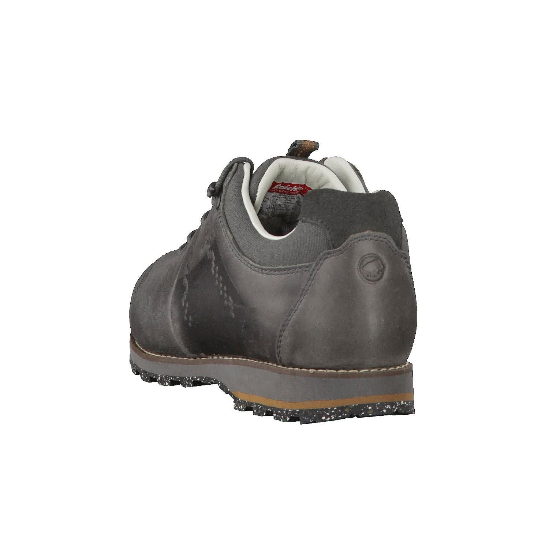 Mens-Dark 3020-5820-91-US 12.5 Mammut Alvra Low Leather Casual Shoe