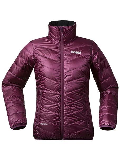 3f4eeb96 Outdoor Jacket Women Bergans Down Light Outdoor Jacket: Amazon.co.uk ...
