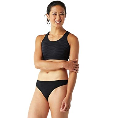 9d0e902c2e76 SmartWool Women's Merino Seamless Thong at Amazon Women's Clothing store: