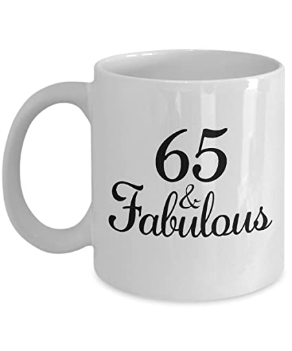 Image Unavailable Not Available For Color 65th Birthday Gifts Ideas Women