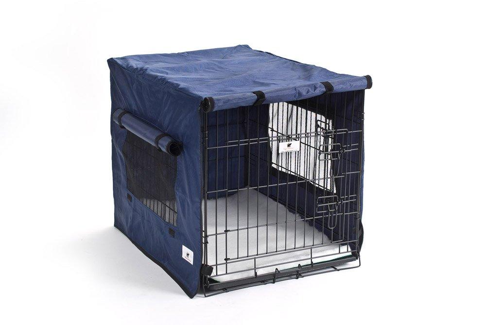 Settledown Housse de cage pour chien étanche, 76,2cm Doggie Solutions WCC30NB