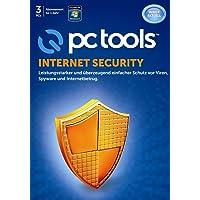 Symantec PC Tools Internet Security 2012, 3U, Box, DEU - Seguridad y antivirus (3U, Box, DEU, Caja, 3 usuario(s), 500 MB, 512 MB, Intel Pentium 4, 400 Mhz, Windows XP (32bit) SP3 Windows Vista Windows 7)