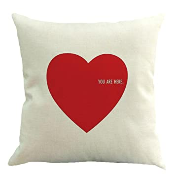 Amazon.com: Amor Patrón Funda de sofá, para el hogar o la ...