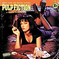 Import smash soundtrack to Quentin Tarantino's 1994 film starring John Travolta, Samuel L. Jackson, Uma Thurman and Bruce Willis. Contains classics like Urge Overkill's cover of 'Girl, You'll Be A Woman Soon', Dusty Springfield 'Son of a Prea...