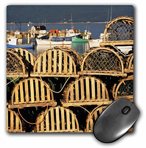 3d Rose Fishing, Lobster traps, Cape Breton, Nova Scotia ...
