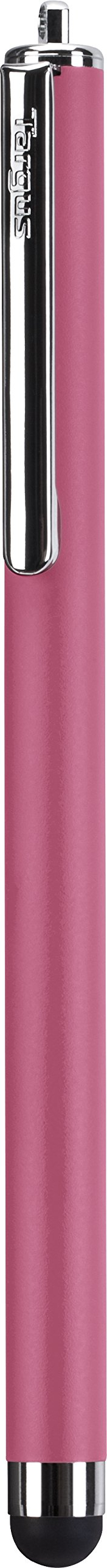 Targus Stylus for iPad, iPhone, iPod, Samsung Tablets, Smartphones and Other Touchscreen Devices, Pink (AMM0107US)