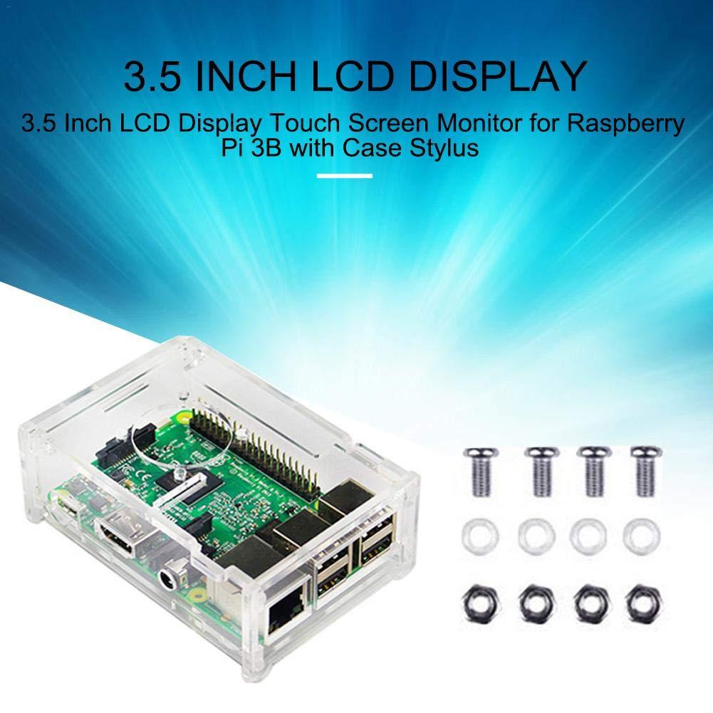 meaningful para Universal Raspberry Pi Display Pantalla LCD ...
