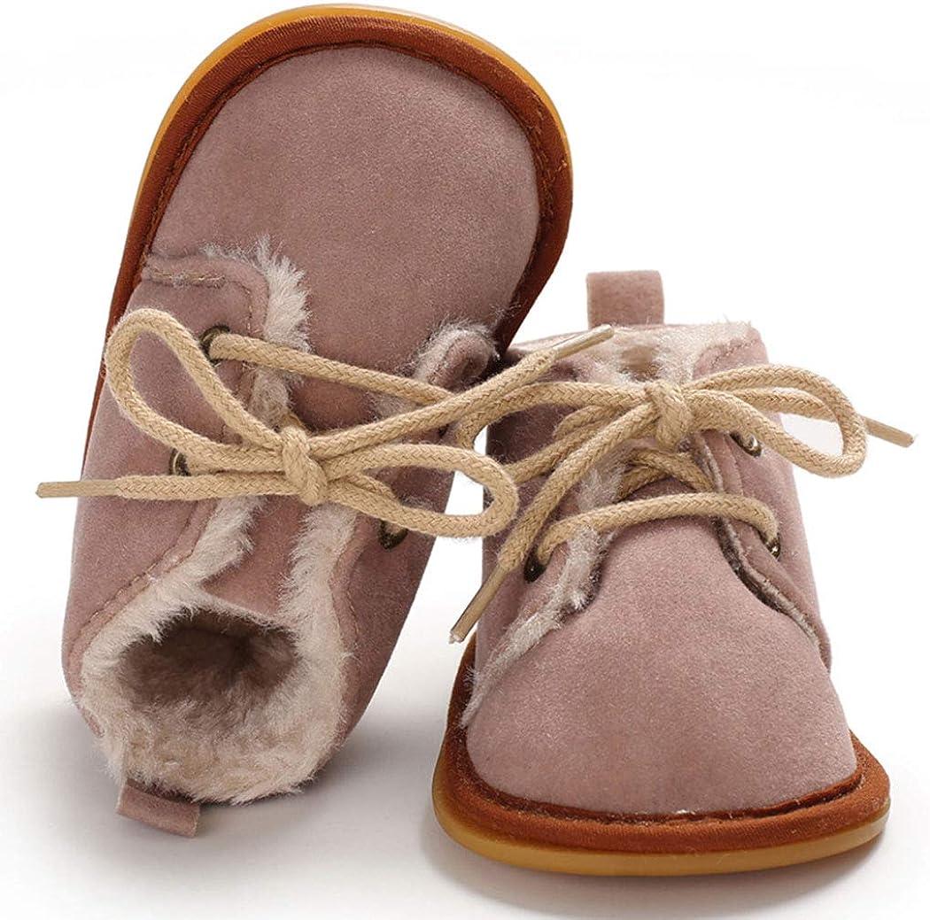 tan infant boots