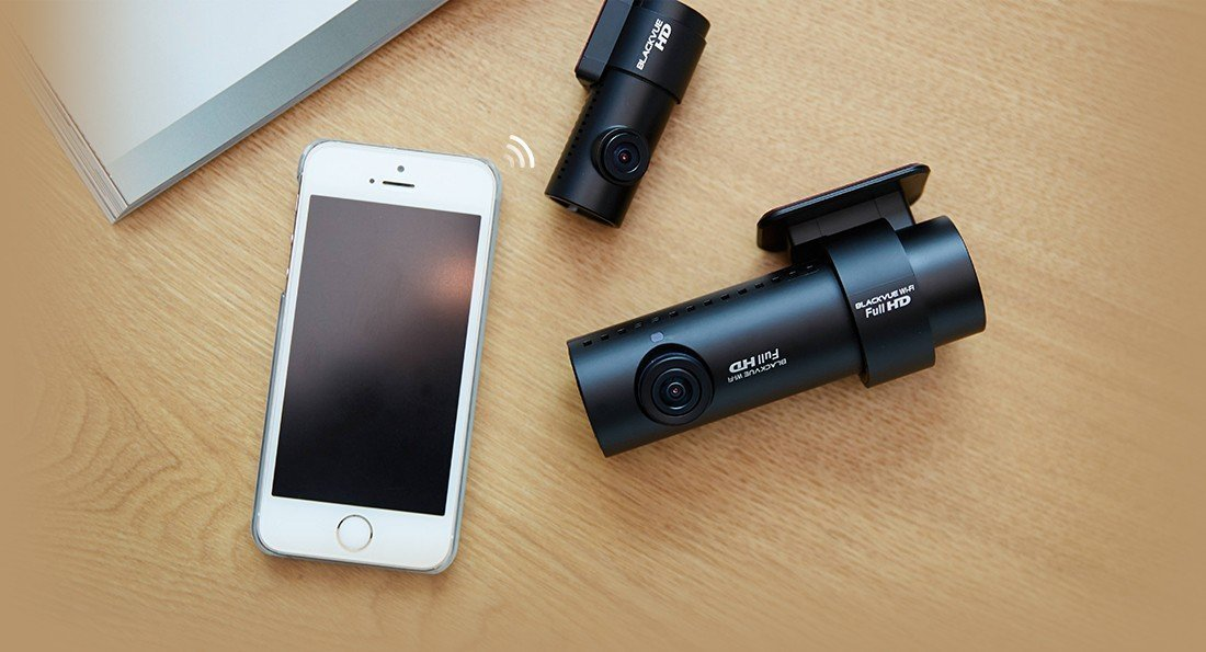 Blackvue DR650S-2CH 16GB, Includes Rear Camera | Built in WiFi and GPS