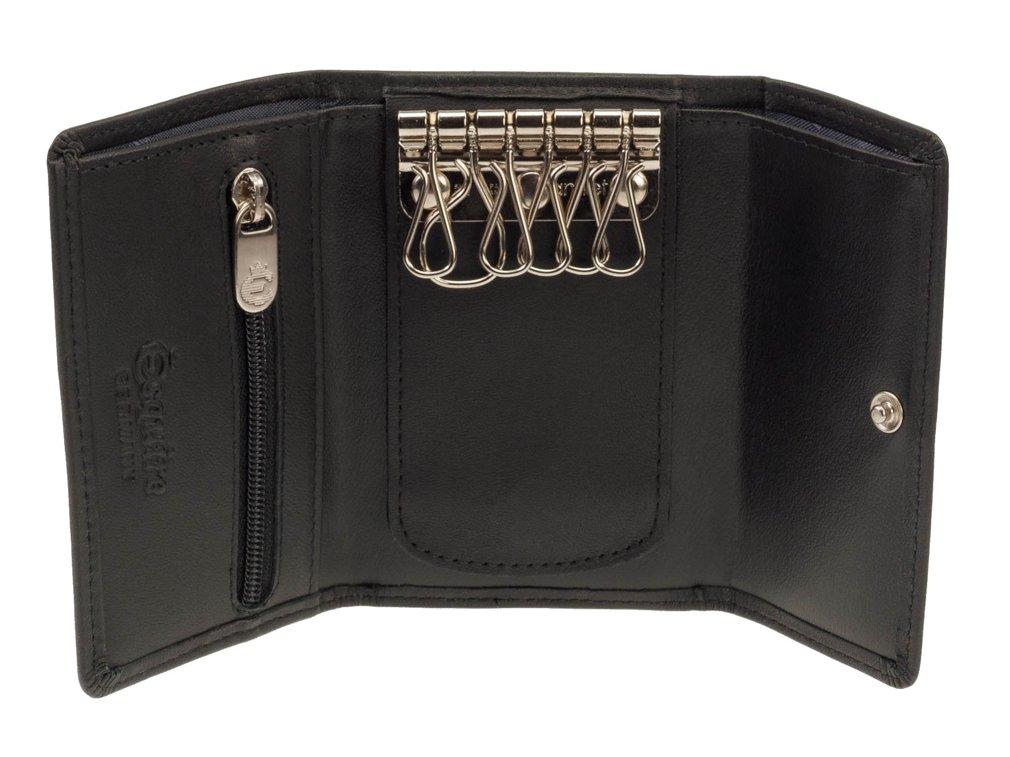 Esquire Schlüsseletui / Minigeldbörse, Logo 3976-10