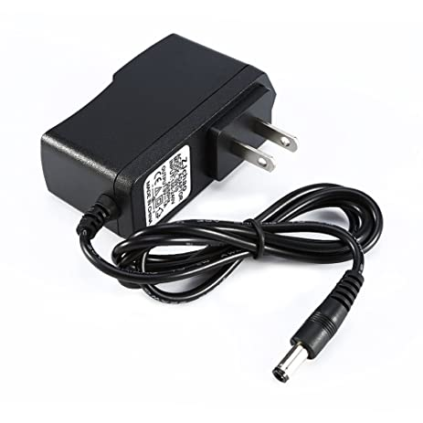 61PE0FcaC4L._SY463_ amazon com zjchao 9v 1a power adapter for arduino (2 flat pin  at webbmarketing.co