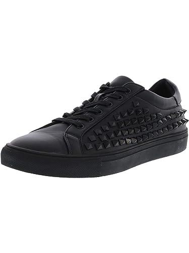 9ddbd7e8aae1a Amazon.com | Steve Madden Men's Atticus Black Ankle-High Fashion Sneaker -  7M | Shoes