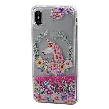 coque licorne pour iphone xs max