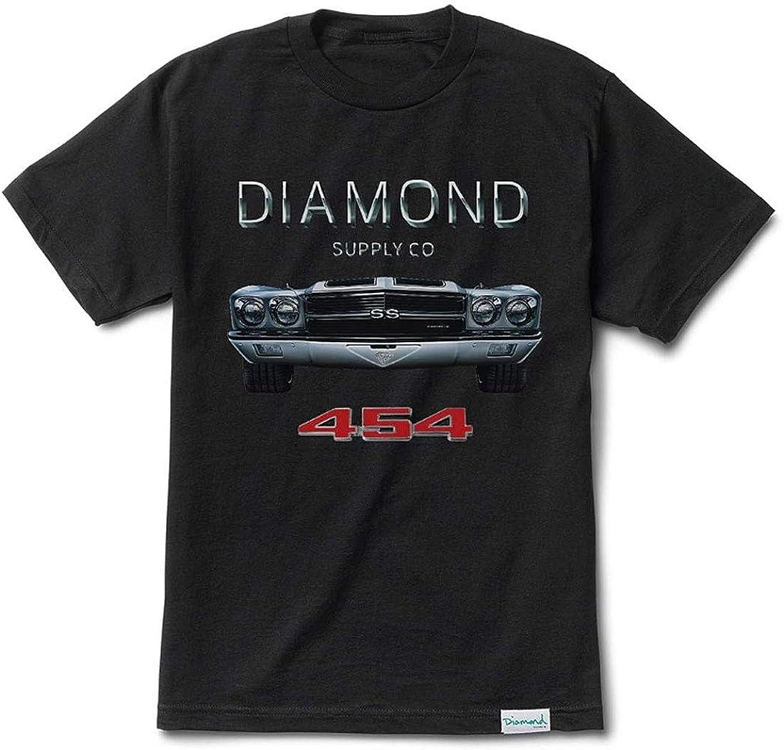 x Chevelle Mens 454 Short Sleeve T Shirt Diamond Supply Co