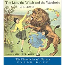 The Lion The Witch And The Wardrobe Unabridged Cd