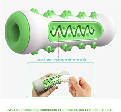 SBRTL Hund Zahnbürste Zahnbürste Stock Chew Hundespielzeug
