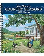 John Sloane's Country Seasons 2022 Monthly/Weekly Engagement Calendar