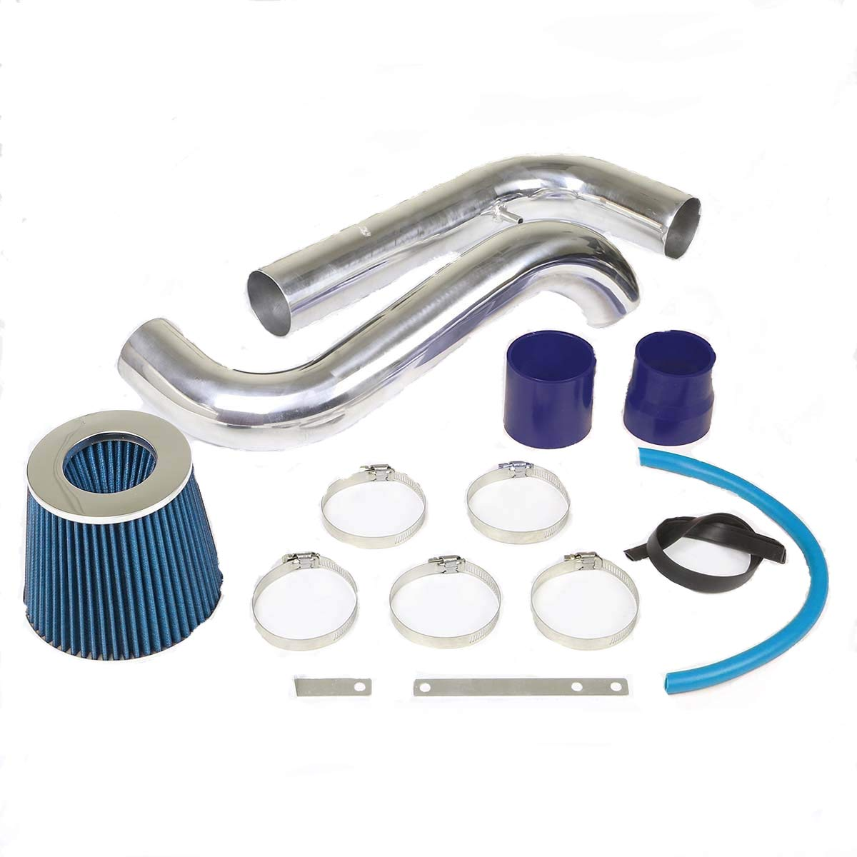 Blue 1994 1995 1996 1997 1998 1999 2000 2001 Acura Integra LS// RS// GS Short Ram Air Intake System with Filter