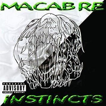 Parental advisory instinct. Macabre instincts amazon com