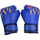 Child boxing gloves kids training gloves Kickboxing Gloves for Age 6-13 Years