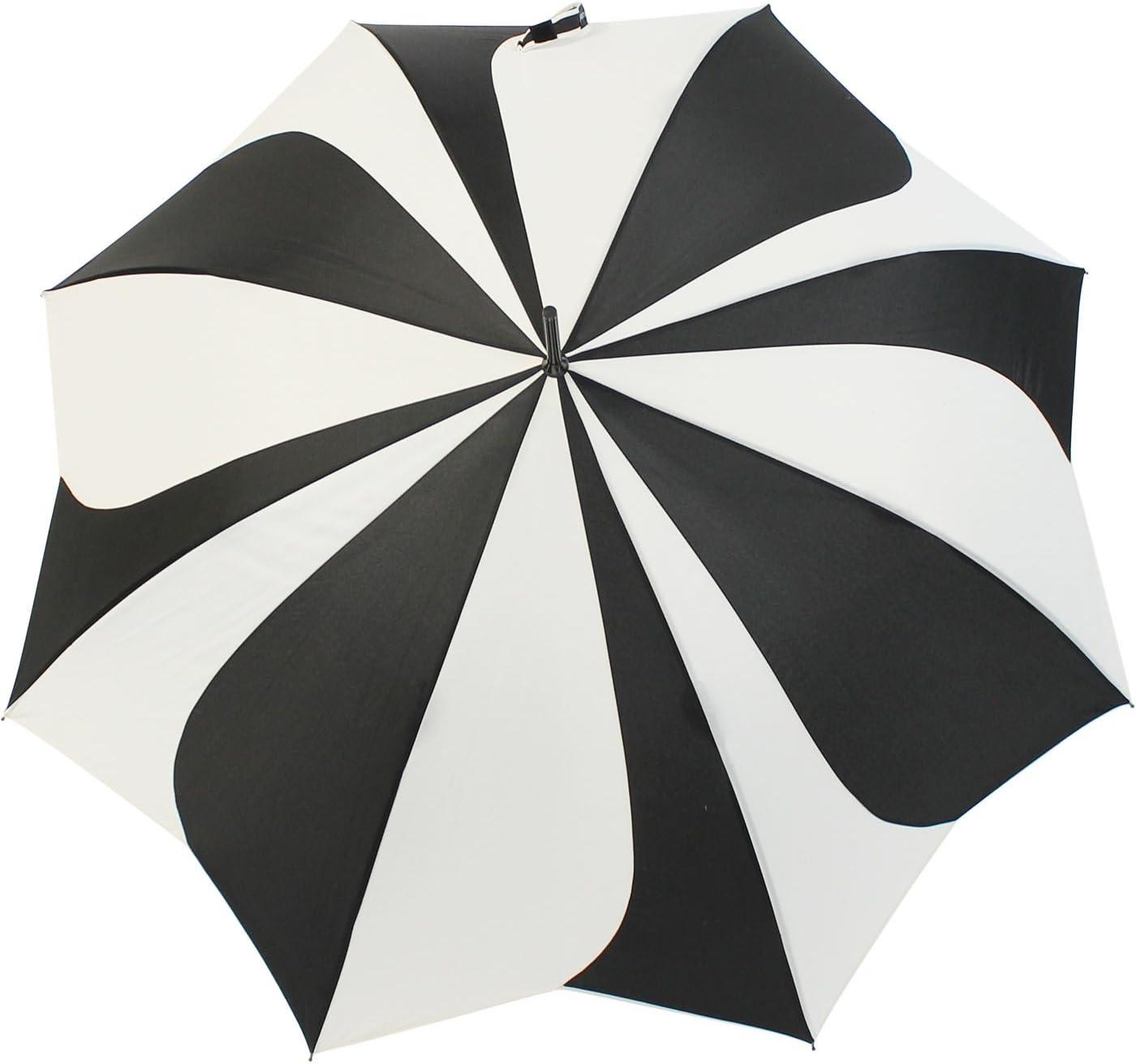 Parapluie automatique Pierre Cardin Sunflower blanc