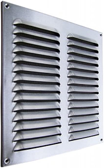 Griglia aerazione Griglia in acciaio inox Griglia ventilazione con