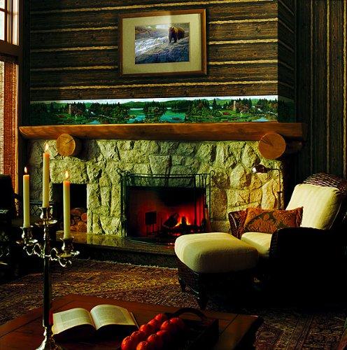 Cabin Wallpaper - 7